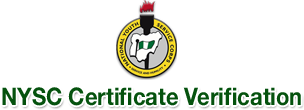 NYSC Certificate Verification | How to Verify NYSC Certificate Online