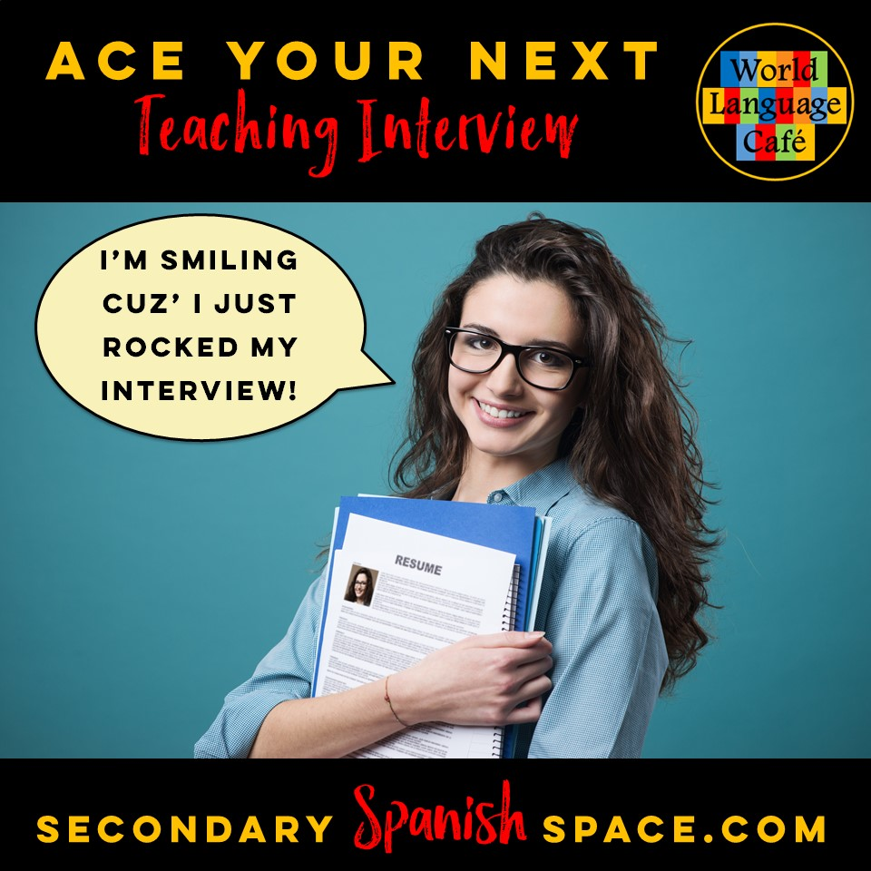 Superb ... Staying Home With Your Kids, Or A Veteran Teacher Looking For A New  Position, These Tips And Prep Questions Will Help Ace Your Next Teaching  Interview.