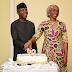 Photos/Video from Acting President Osinbajo's birthday party in the villa
