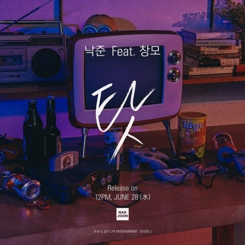 Download Lagu NAK JOON (Bernard Park) Terbaru