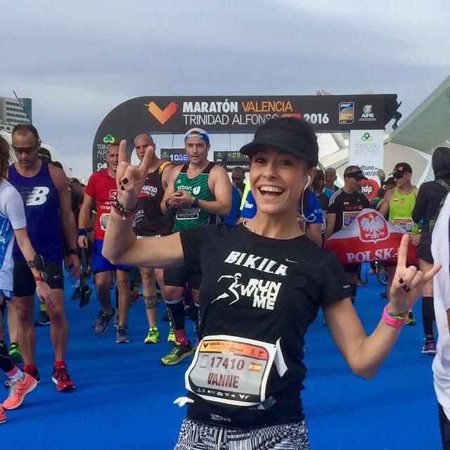 Mi diario runner, entrenamiento, maraton valencia, motivacion, bikila
