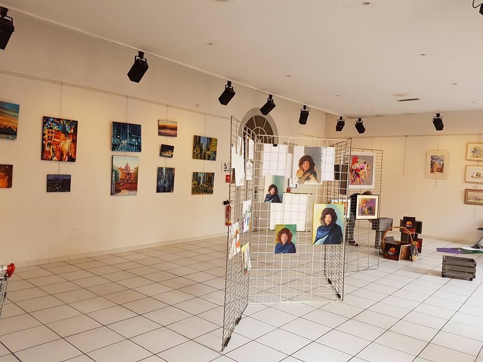 arts en ciel cours de dessin et de peinture montauban exposition ancien coll ge. Black Bedroom Furniture Sets. Home Design Ideas