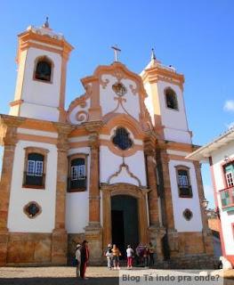 Matriz Nossa Senhora do Pilar