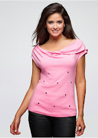 Bluză adorabilă ultra feminină (bonprix)