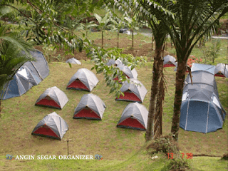 lokasi dan paket camping murah di bogor