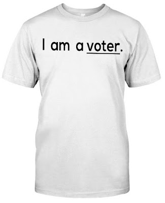 I'm A Voter T Shirt Hoodie Sweatshirt