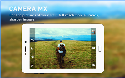 Camera MX Photo Video GIF Apps