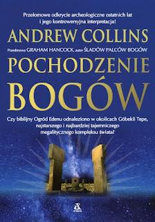 Pochodzenie bogów - Andrew Collins