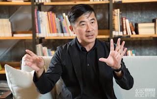張基義/台灣創意設計中心董事長