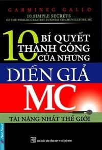 10 Bí Quyết Thành Công Của Những Diễn Giả MC Tài Năng Nhất Thế Giới