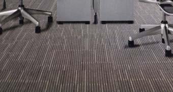 Carpet Tile Sebagai Alternatif Penutup Lantai Media Bangunan