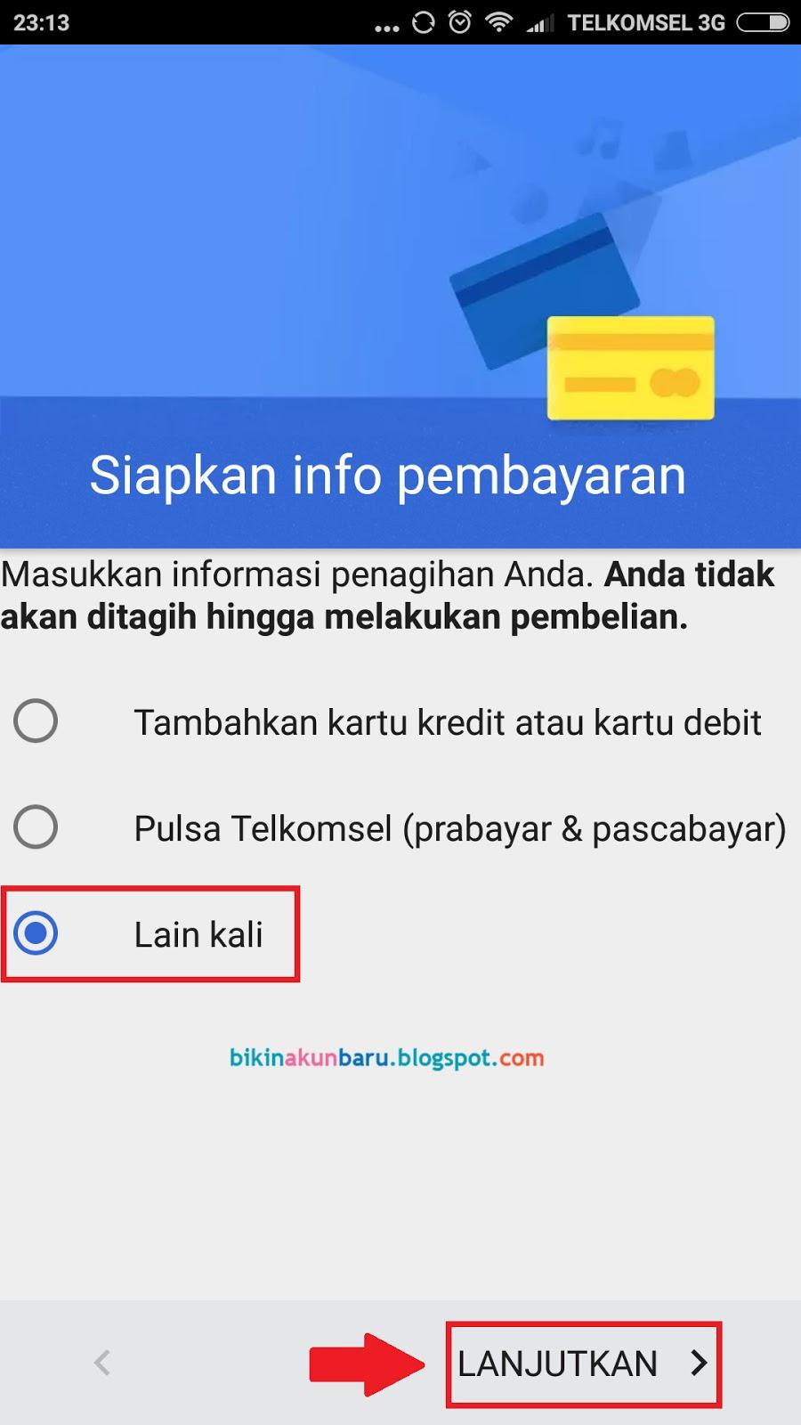 Cara Buat Akun Gmail Baru Lewat Hp Android Lengkap Dengan