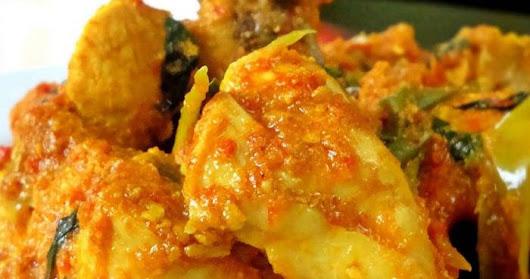 Resep Ayam Woku Asli