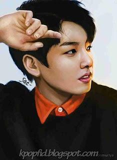 Foto Jungkook BTS Terbaru