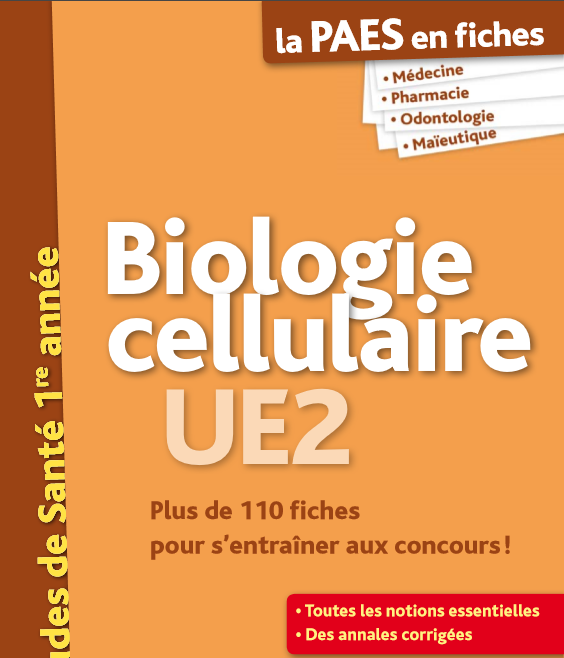 كتاب بيولوجيا الخلية