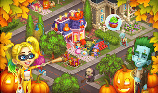 Monster Farm: Happy Halloween Game & Ghost Village v1.17 Apk for Android