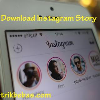 Cara Menyimpan Foto dan Video Instagram Stories Orang Lain di Android
