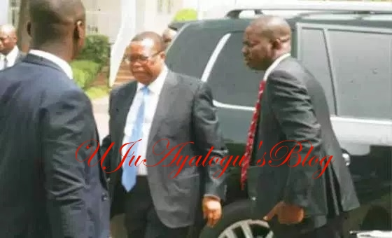 Suspended NIA DG, Oke, admits Jonathan ordered release of $289m