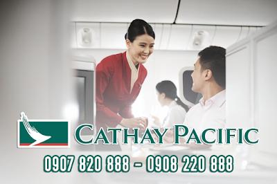 Cathay Ưu đãi Hạng Thương gia và Phổ thông cao cấp