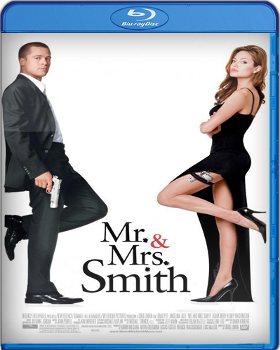 Mr. and Mrs. Smith [BD25] [2005] [Latino]