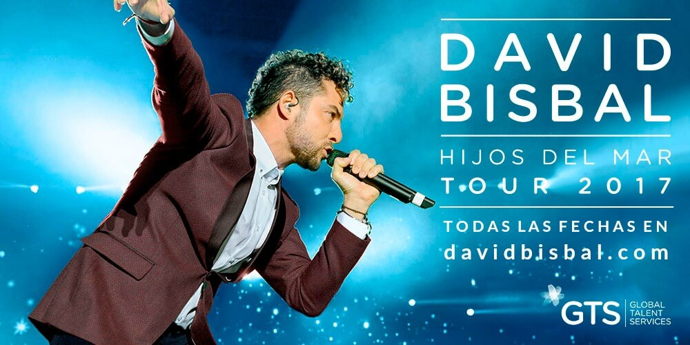 David Bisbal Tour Usa
