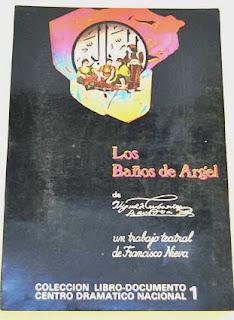 """""""Los baños de Argel"""" - Francisco Nieva. (Los baños de Argel / Miguel de Cervantes Saavedra; un trabajo teatral de Francisco Nieva)"""
