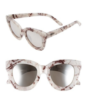 Cat Eye Sunglasses By Quay Australia