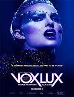 Poster de Vox Lux: El Precio de la Fama