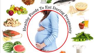 Healthy Food During Pregnancy.