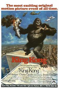 King Kong (1976) (Multi Audio) (Hindi-English-Tamil) 720p