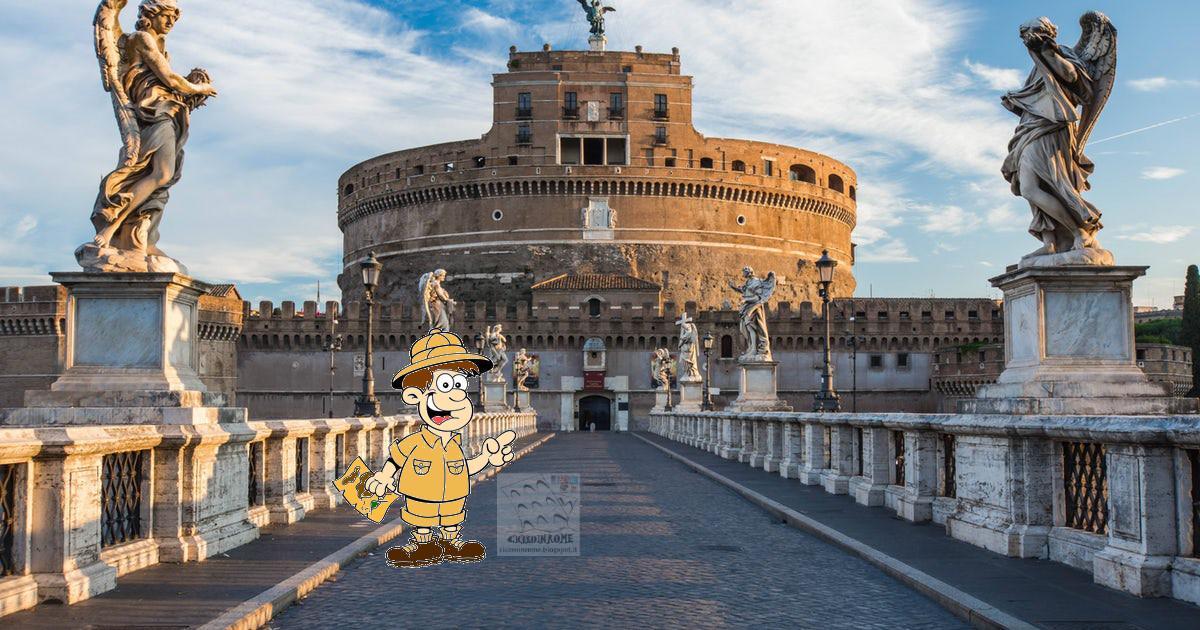 Bambini: Alla Scoperta di Castel Sant'Angelo. Visita e Attività