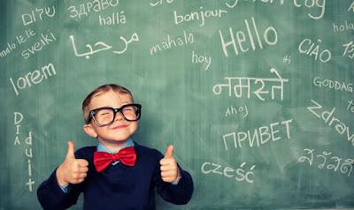 القدرة على تعلم لغة جديدة
