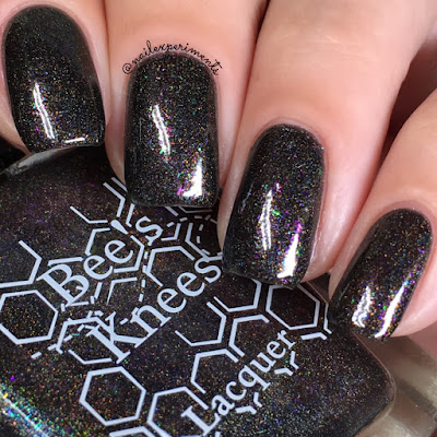 bees knees lacquer the rise of dick indie expo canada 2018 limited edition