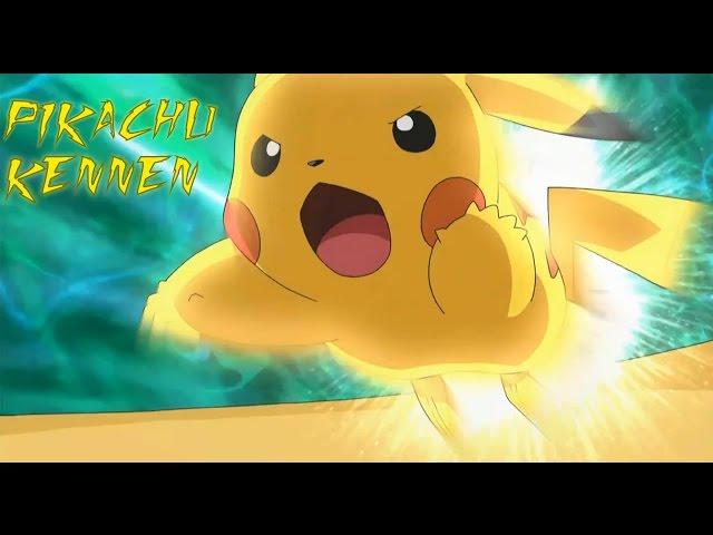Mod Skin Kennen Pikachu V2