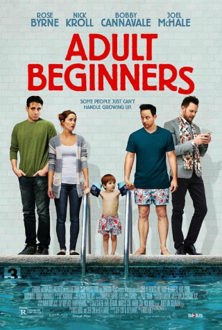 Adult Beginners [2014] [DVDR] [NTSC] [Latino]