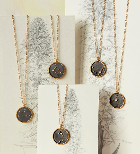 Zodiac Constellation Necklace Sundance Catalog
