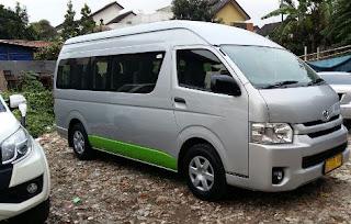 Sewa Mobil Hiace Ke Bogor, Sewa Mobil Hiace