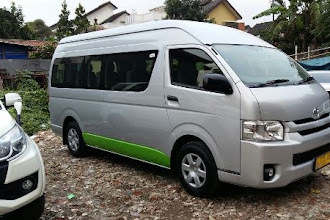Sewa Mobil Hiace Ke Bogor