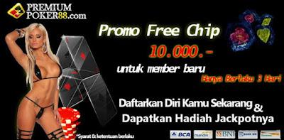 PREMIUMPOKER88 Bandar Judi Poker online Bonus Depo 20%, Jackpot Doubel+Jp Hp Samsung S8