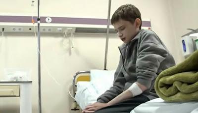 Tomasz Nadolski penderita penyakit Fabry
