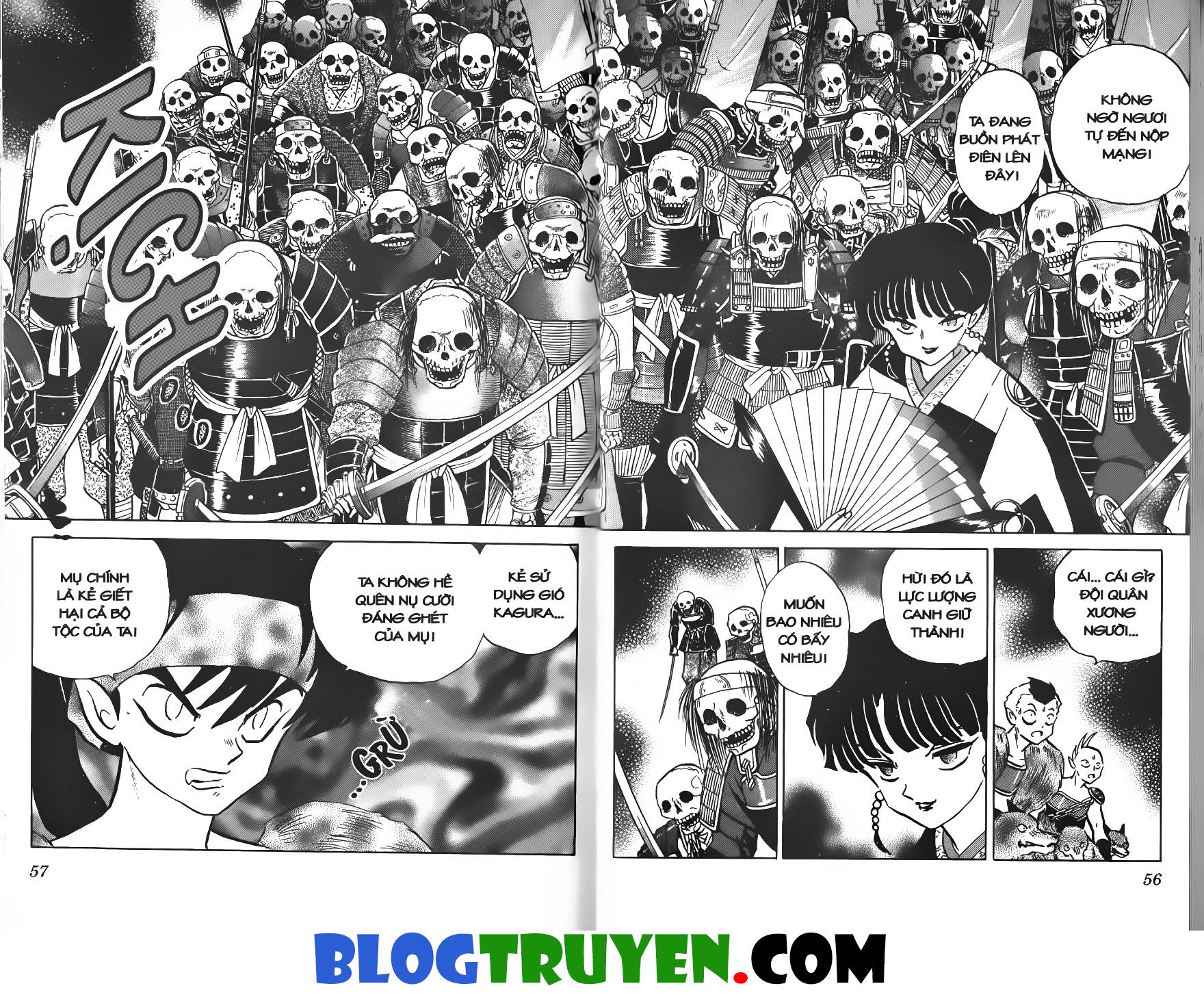 Inuyasha vol 21.3 trang 17