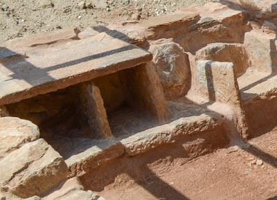 Αρχαία ιερά και χρυσά νομίσματα κάτω από τις σήραγγες των Τεμπών