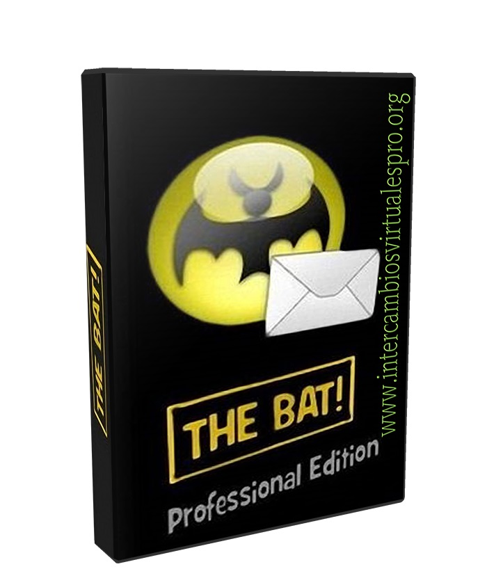 The Bat! Professional Edition 7.4.14 poster box cover