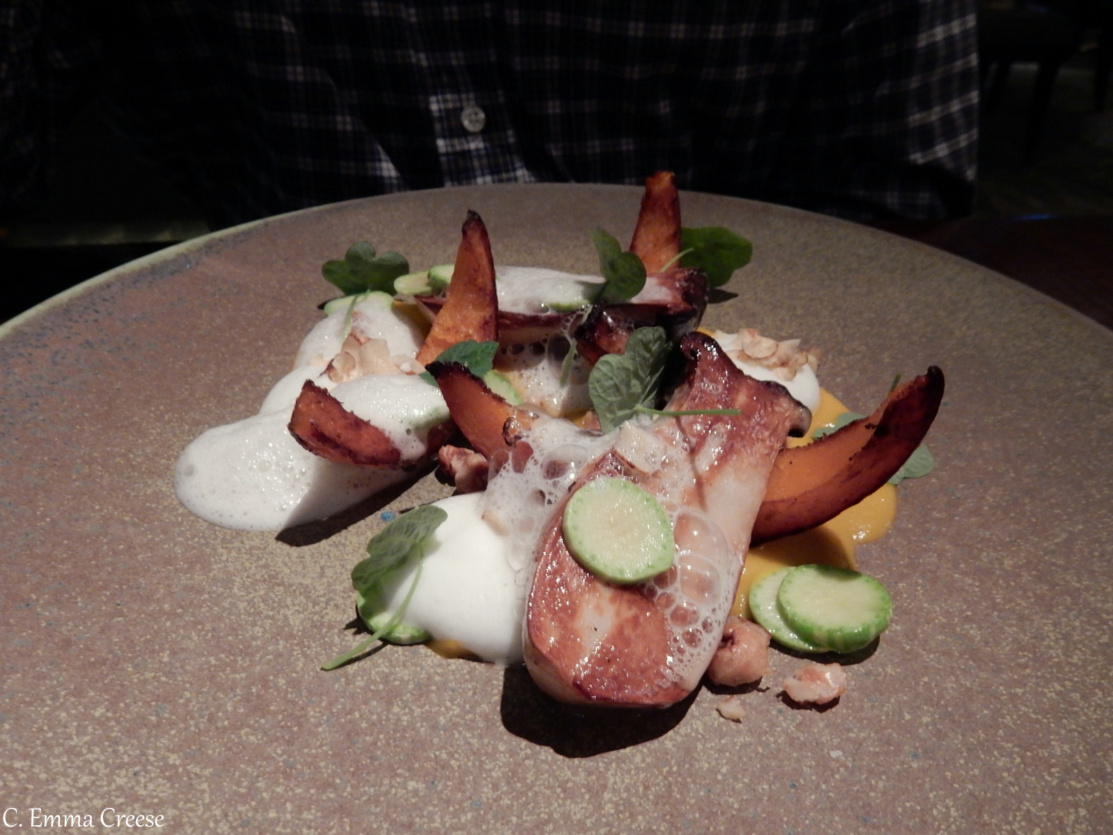 Fera Claridge's restaurant review