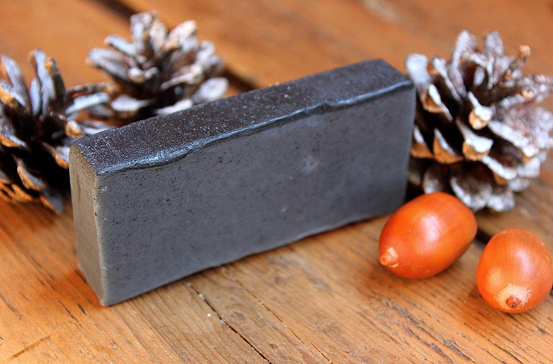 Очищающее угольное мыло Soaphoria Carbone cleansing soap / отзывы