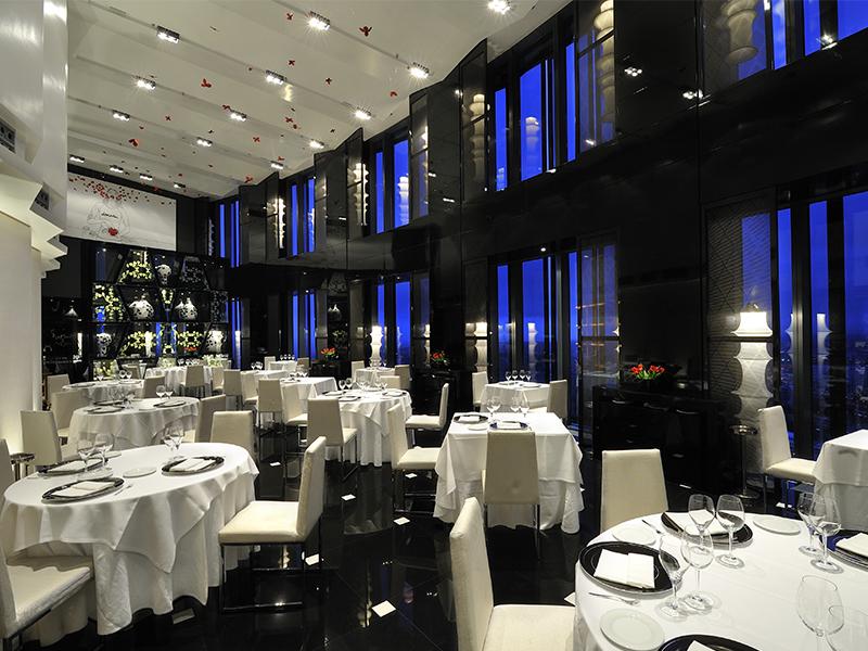 restaurante volvoreta eurostars madrid