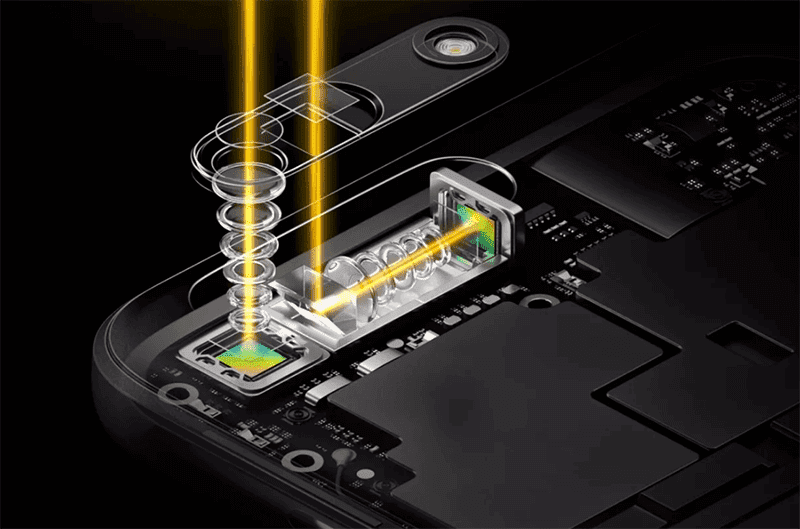 OPPO 5X Dual Camera Zoom tech