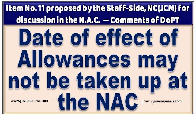 date-of-effect-of-allowances