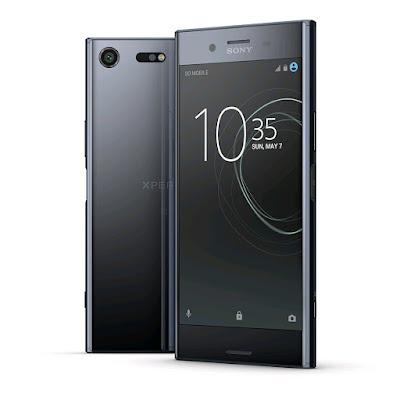 HP Sony Terbaru Sony Xperia XZ Premium