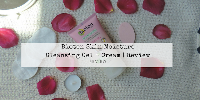 Bioten Skin Moisture Cleansing Gel - Cream | Review